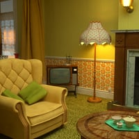 The Cosy Kitsch Living Room Props   3D Models and 3D ...