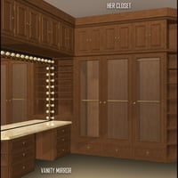 Dream Home Dressing Room Furniture 3d Models And 3d Software By Daz 3d
