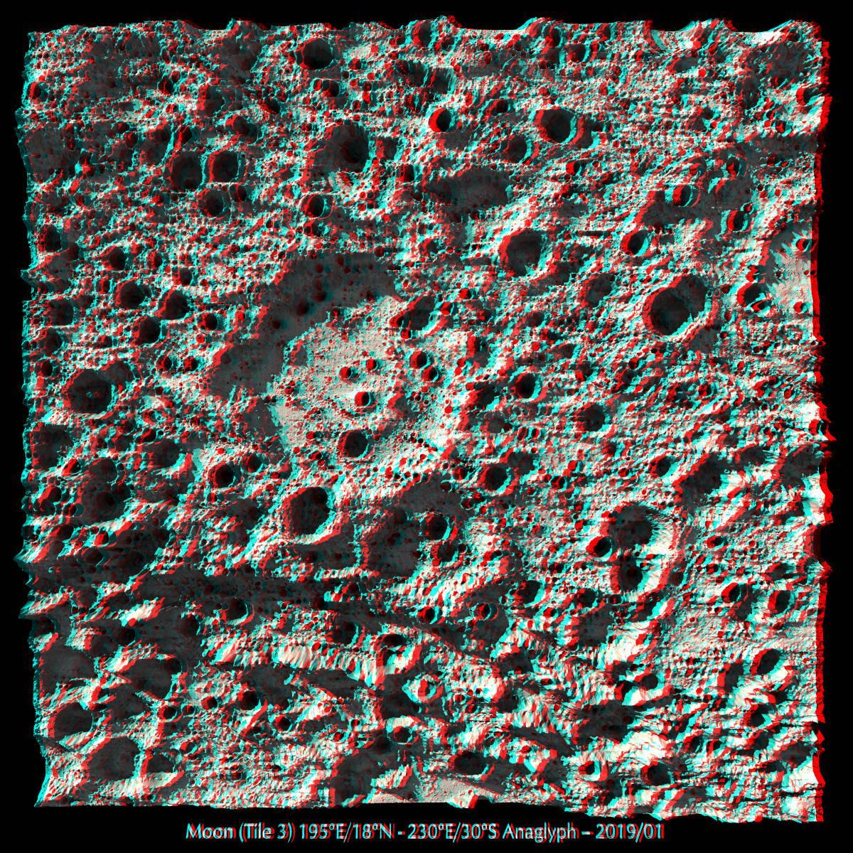 Moon Tile 3