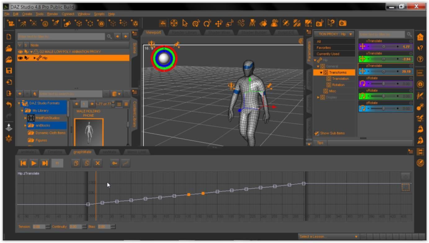 ANIMATING THE GENESIS 8 FEMALE??     WHY BOTHER?? - Daz 3D