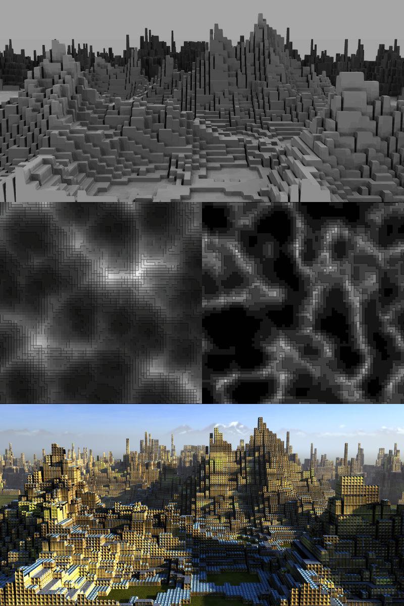Pixel/Poster/Contour