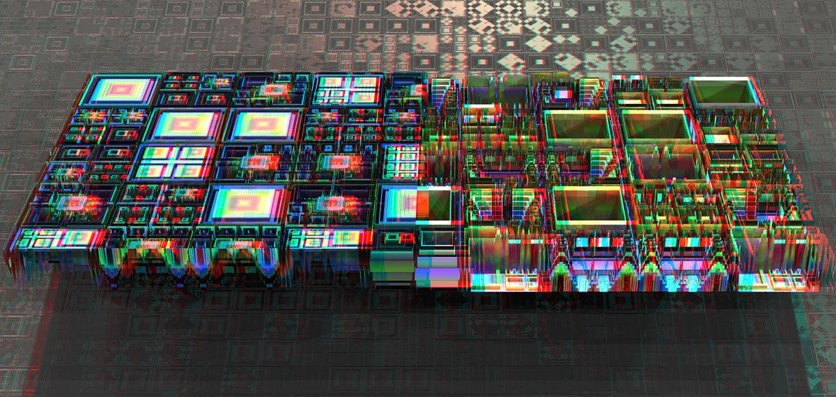 Gadget MoBo Anaglyph