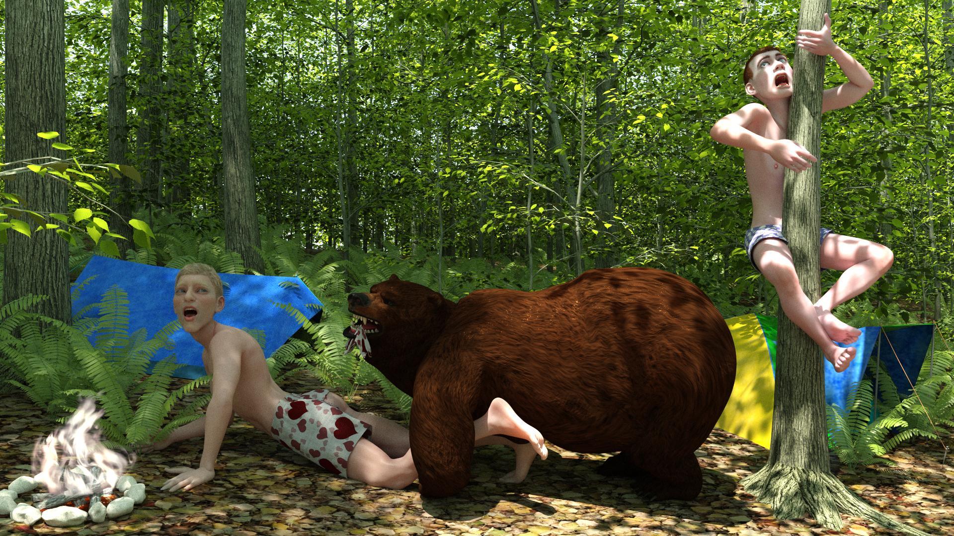 Bear with Me! (original)