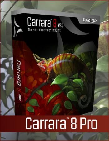 Carrara 8 Pro