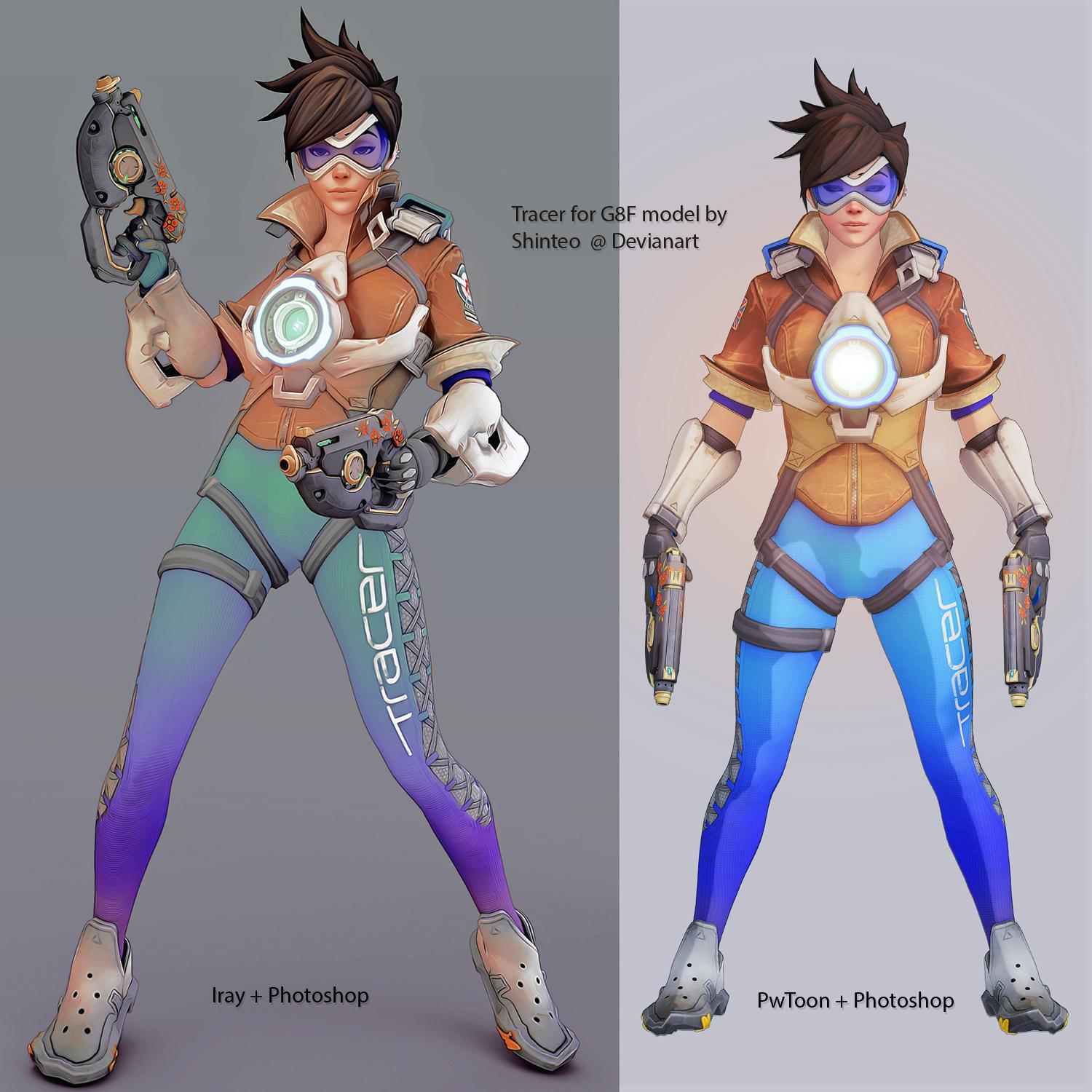 Tracer IRAY and PWTOOn