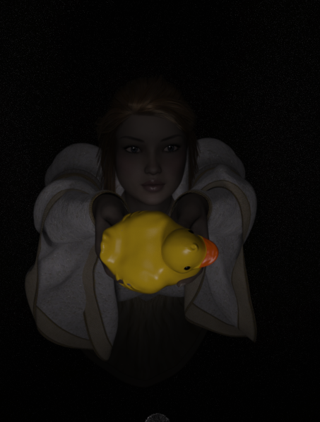 rubber duck image draft