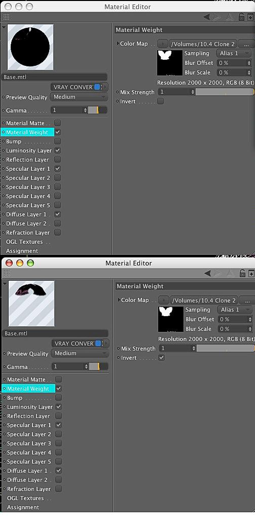 Issue with scalp texture when exporting to C4D - Daz 3D Forums