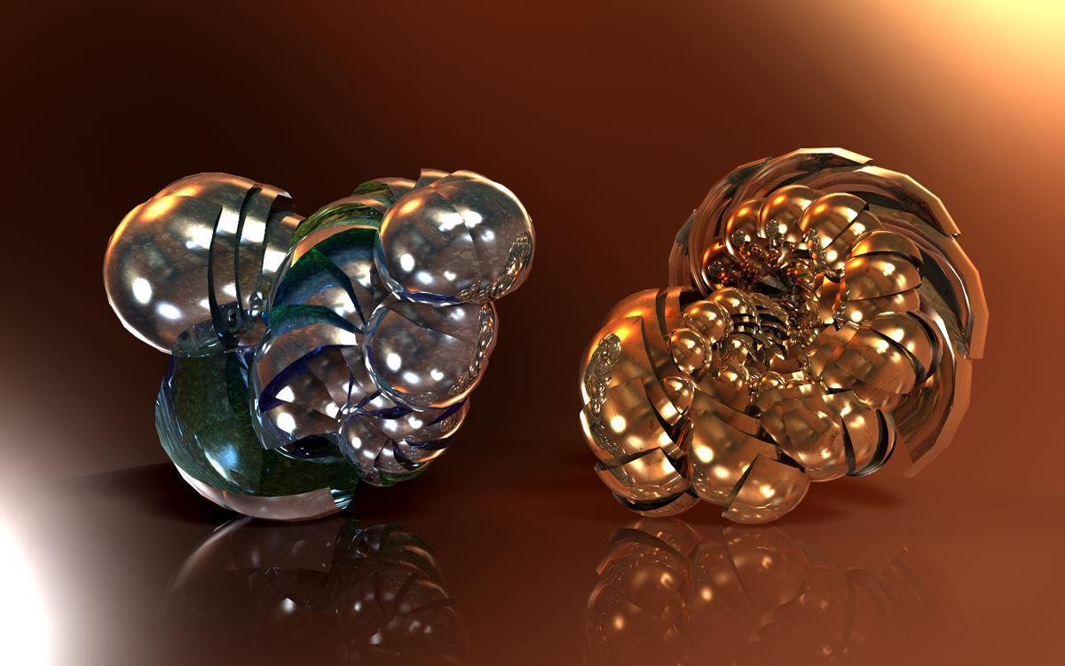 Shells of Colour