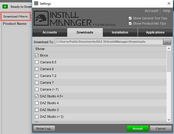 Daz 3d Downloader