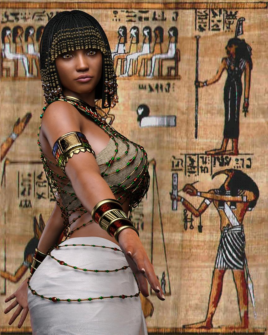 Egyptian Darnissa