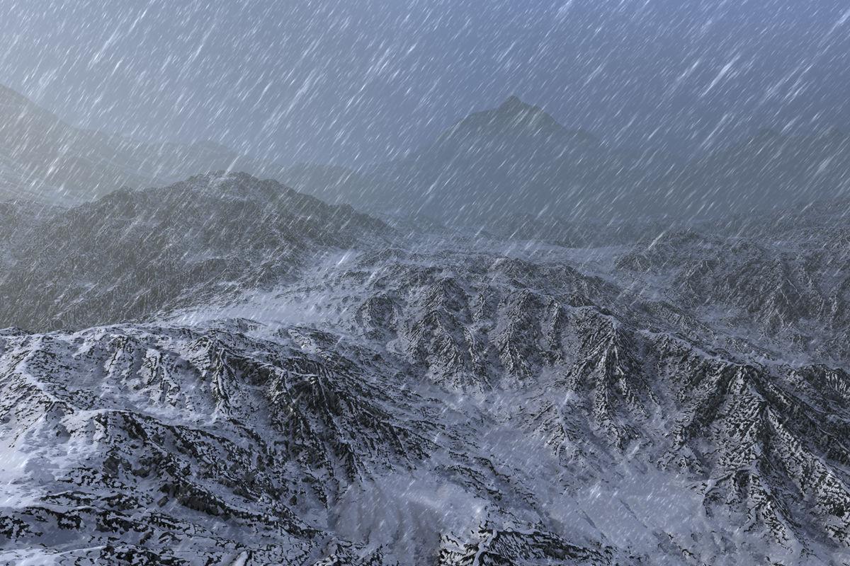 Wetterunschlag