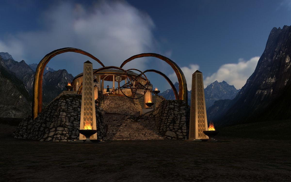 Bahmomet Temple