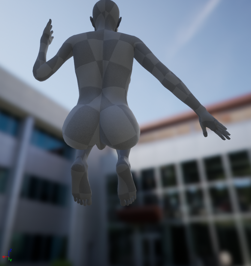 Need HELP Exporting/Rigging my DAZ Characters into UE4 4 19