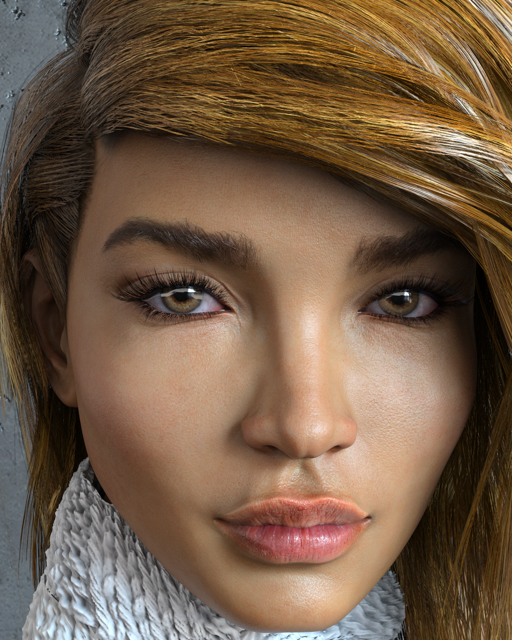 Detailed lip for g3f/g8f? - Daz 3D Forums