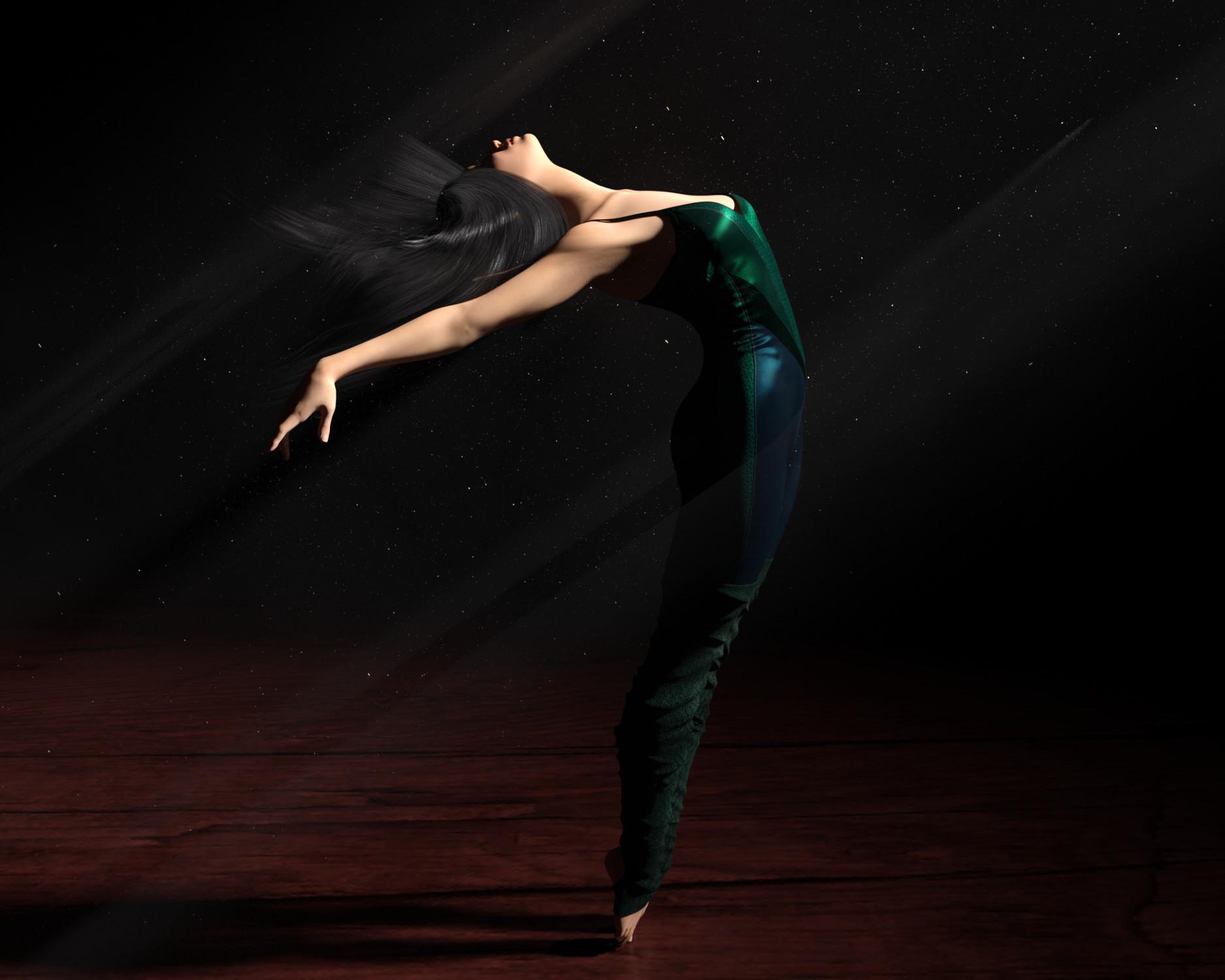Ling Dancing