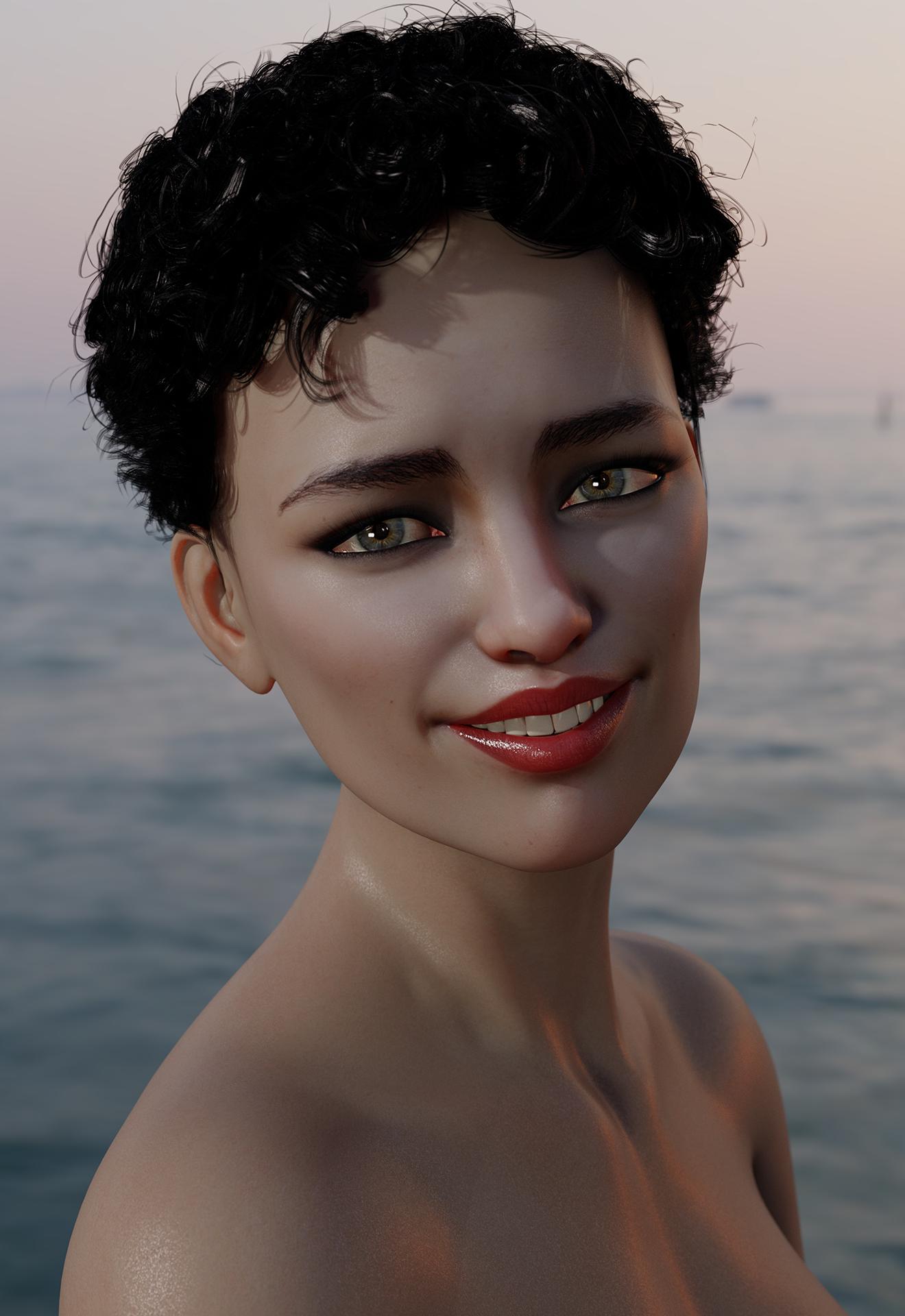 Portrait July 2018