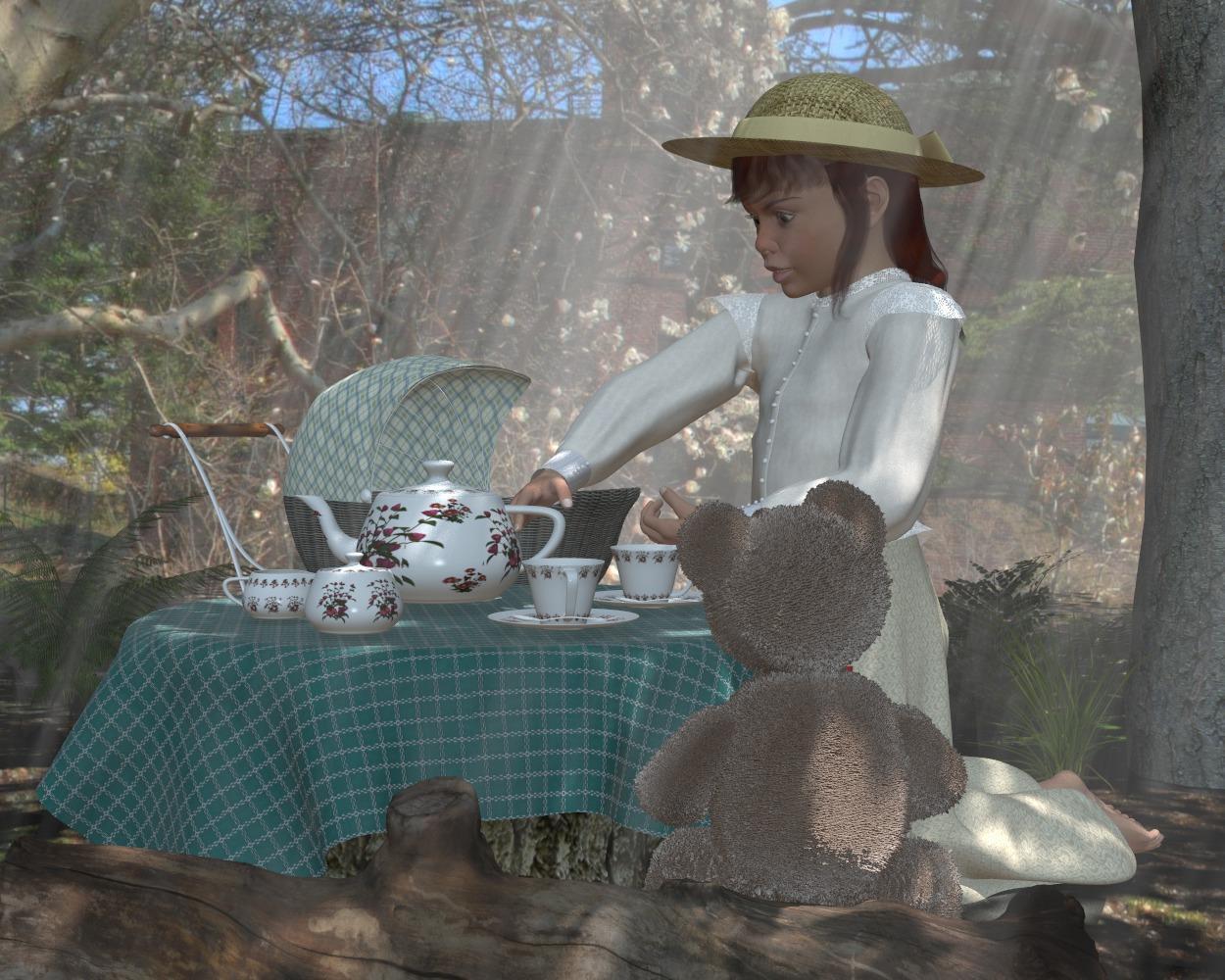 picnicinthewoods