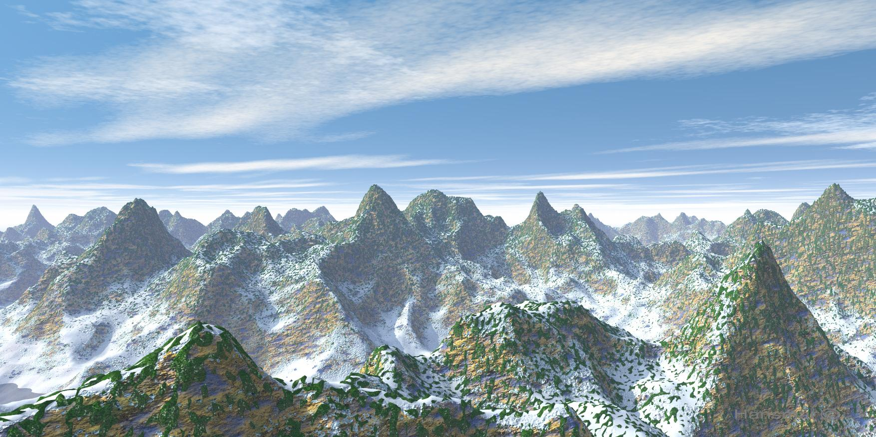 Terrain Editor and Heightmap Generators for Bryce - Page 2 - Daz 3D