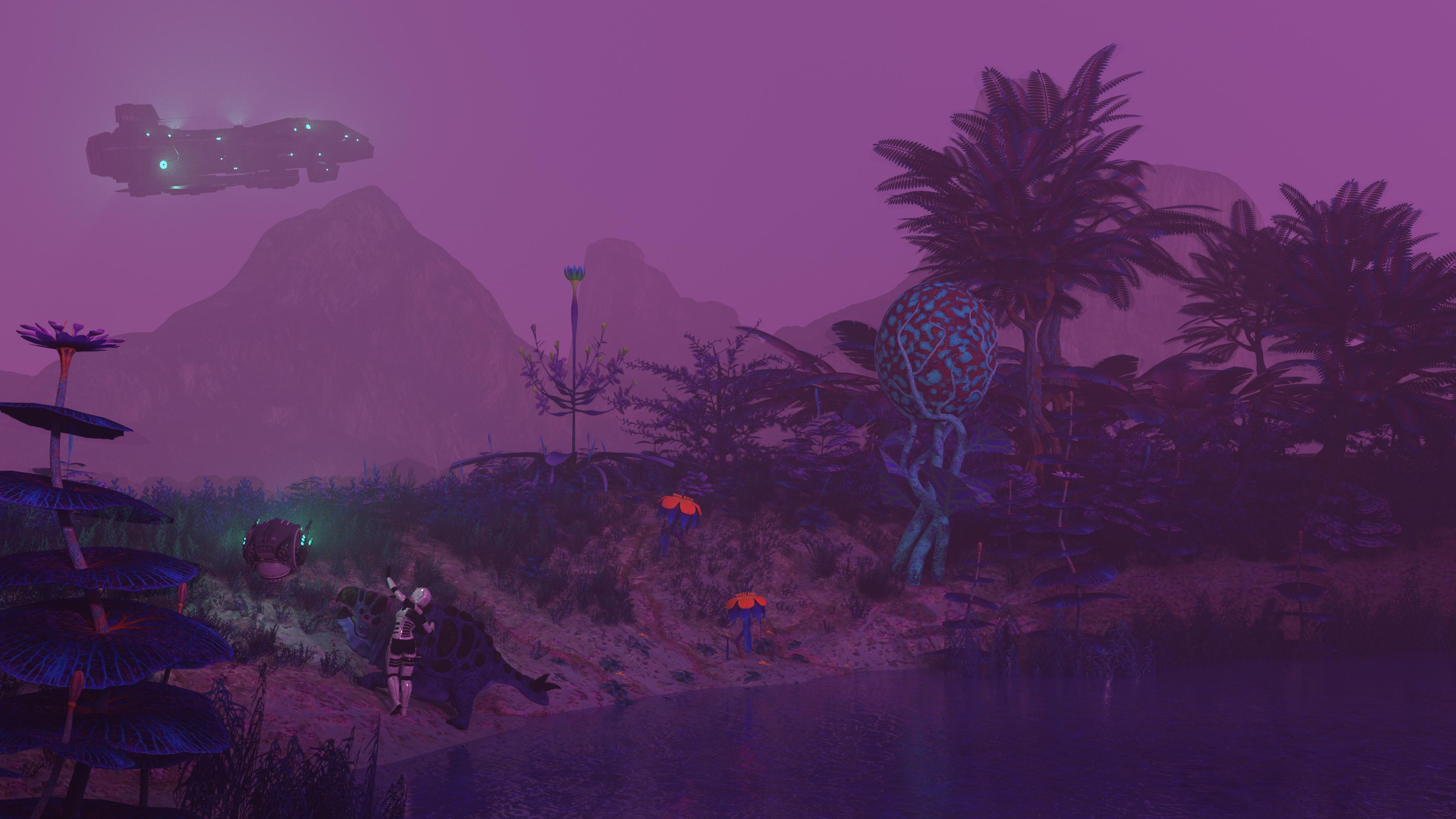 A trip to planet Glise