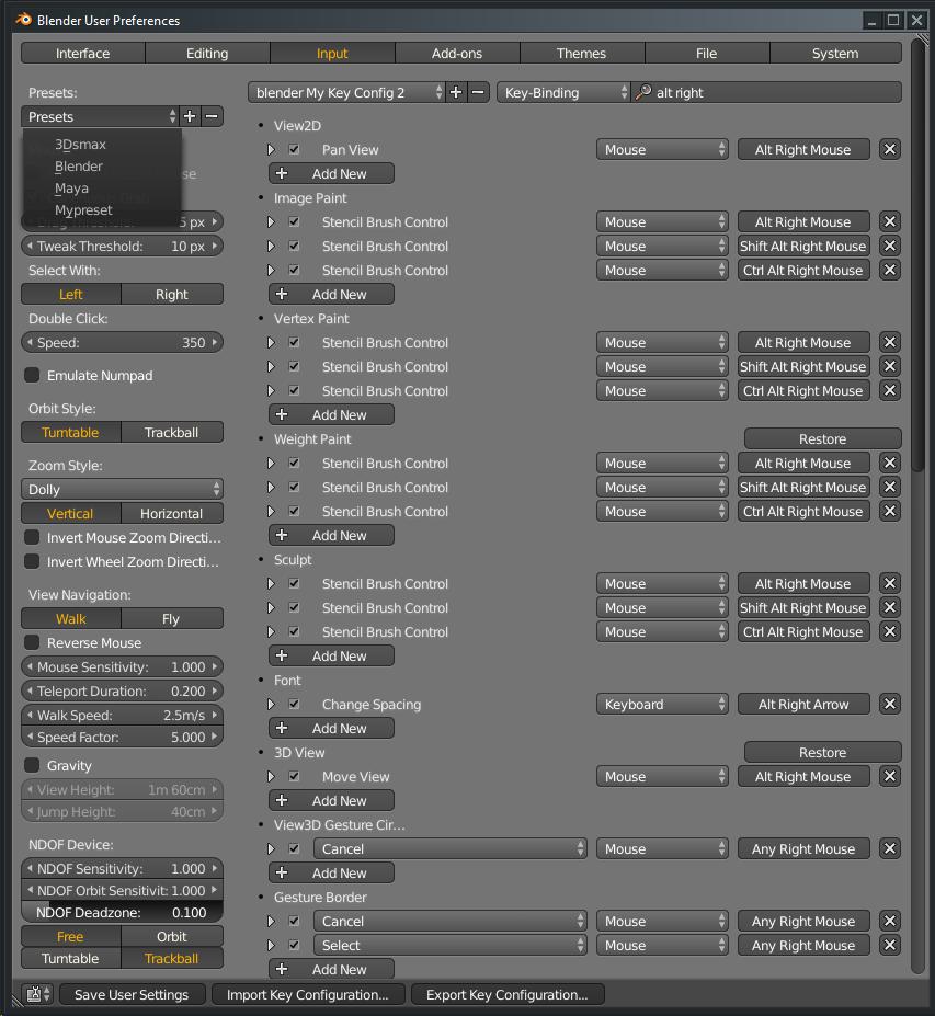 User interface - Daz 3D Forums