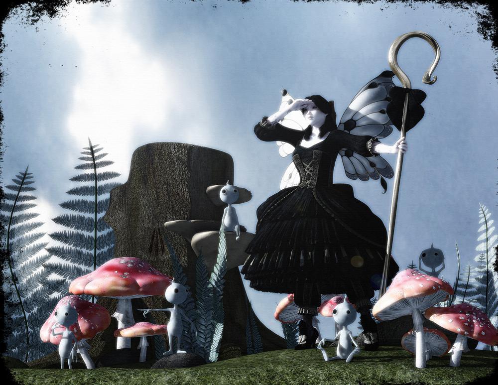 Bo Peep Fairy