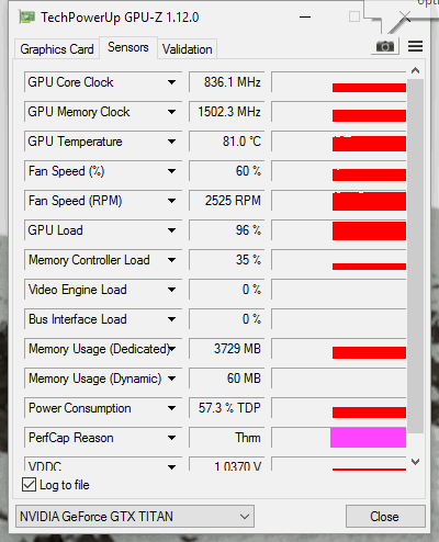 VRAM available for rendering with Windows 10 - #273017