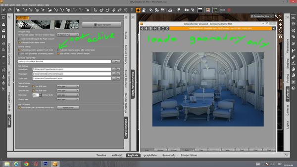 Octane Render plugin for DAZ Studio by Otoy - Daz 3D Forums