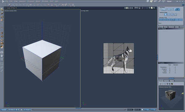 Working Box and Display help inquiry - Daz 3D Forums