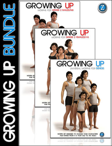 Growing Up for G2M/M6 & Brothers (Now Available ...