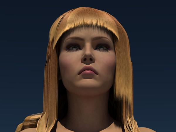 Carrara Hair Help     - Daz 3D Forums
