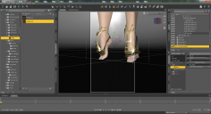 7cef9b3cd021 G3F shoes mystery - Daz 3D Forums