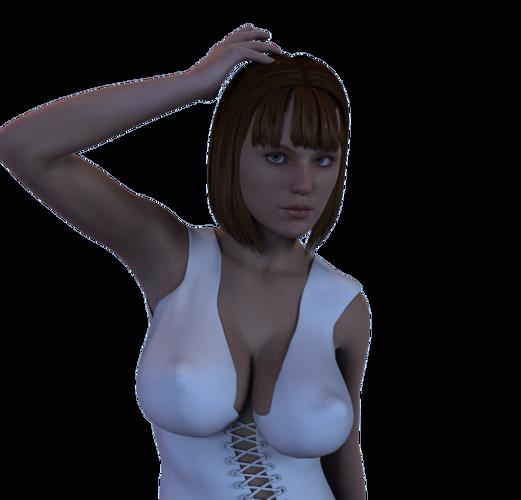 Nipples Poking 62