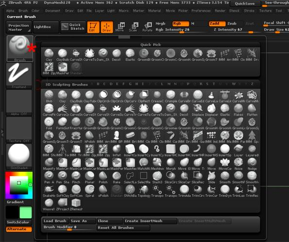 ZBrush For Beginners- Notes And Assistance - Daz 3D Forums