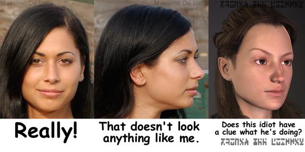 Making a face morph in Daz Studio, where to start? - Daz 3D