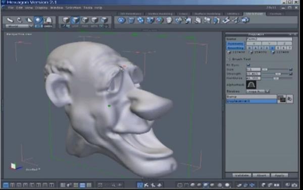 Additional Sculpting Tools - Daz 3D Forums