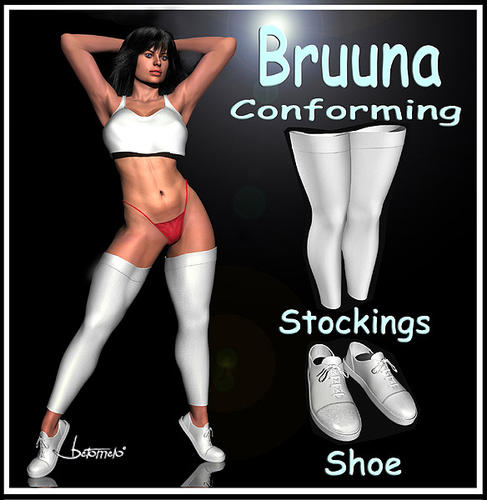 Bruuna - Free character and clothing for victoria 4 2