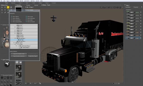Magnets in Poser Pro 2014 - help needed - Daz 3D Forums