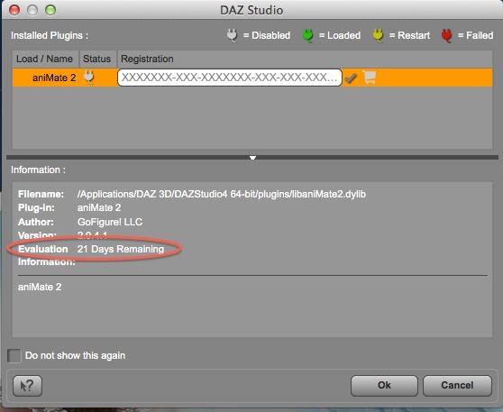Animate 2 For Daz Studio Serial Number