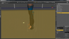 1db6a00059be Fitting SirenRightBoot to Genesis 3 - Daz 3D Forums