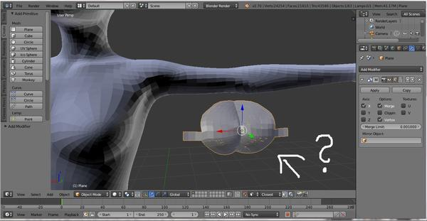 Part 15/ 24] blender anime character modeling tutorial cloth.