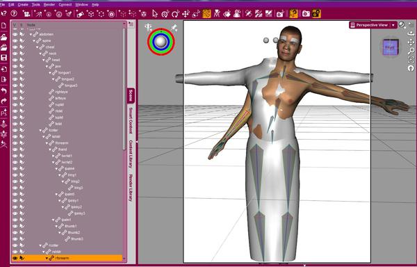 the MakeHuman conundrum - Daz 3D Forums