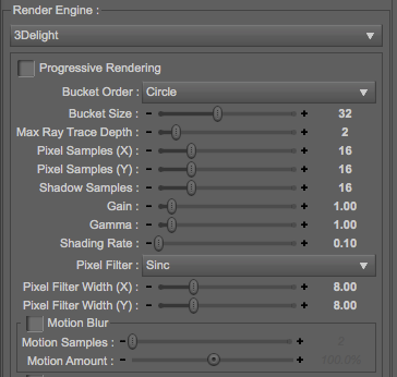 Where is the progressive render check box in DS 4 5? [SOLVED] - Daz