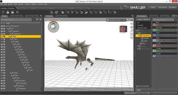 daz geometry editor how to delete part of the mesh